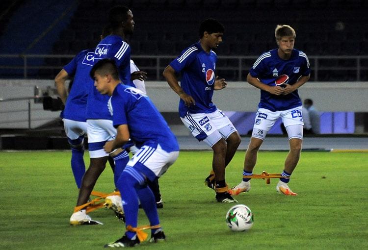 Millonarios FC, Liga BetPlay 2021-I, Jaguares de Córdoba, Boyacá Chicó FC
