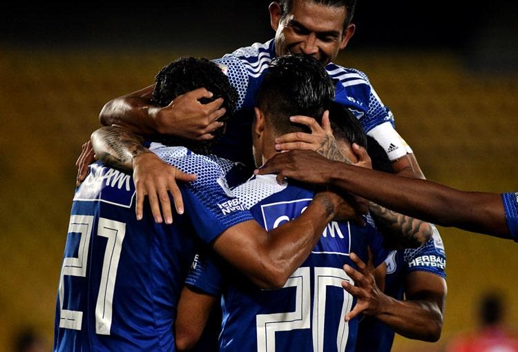 Millonarios FC, Liga BetPlay 2021-I