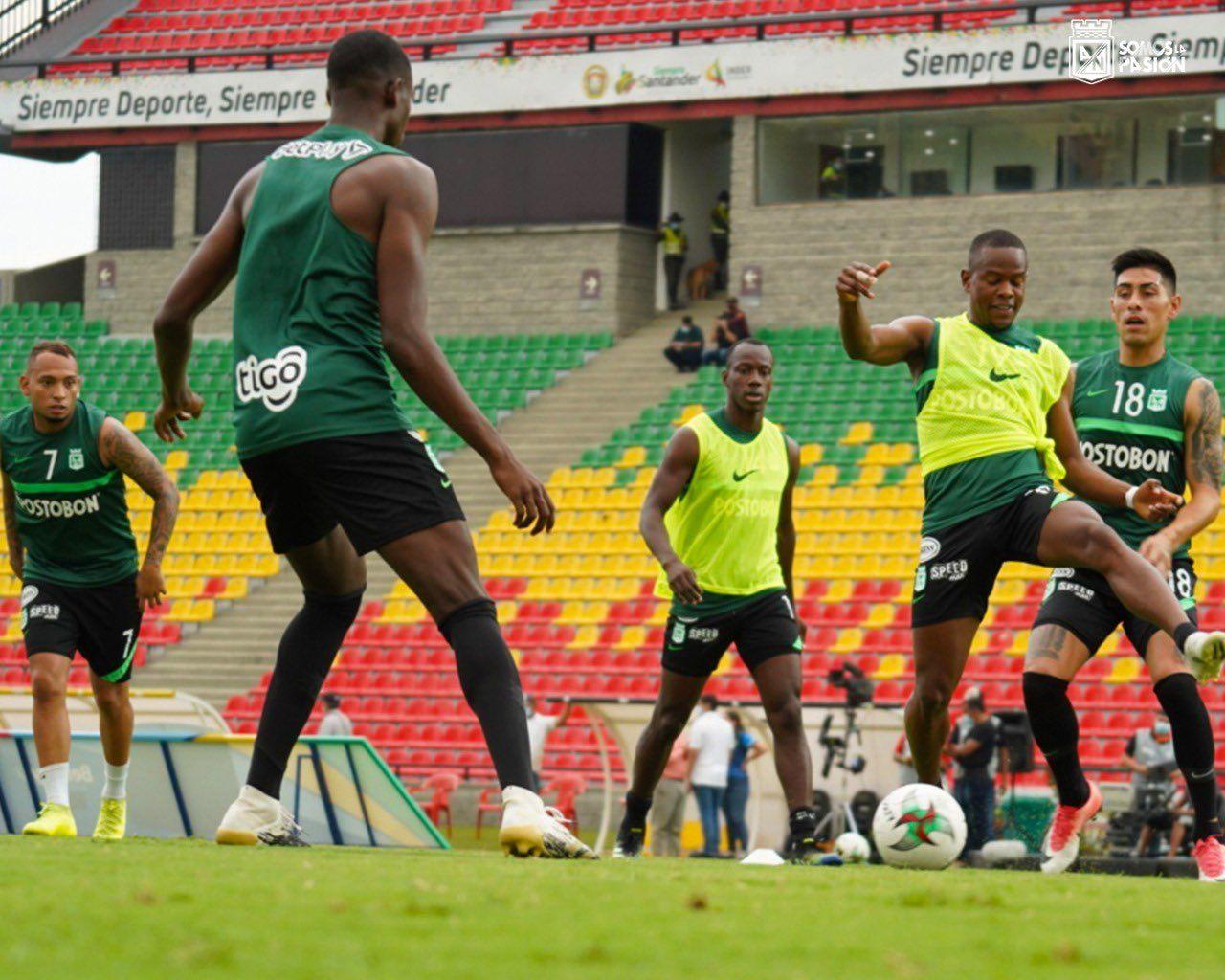 Nacional completó sus cupos en Dimayor para la Liga BetPlay 2021-I con juveniles