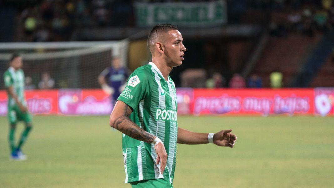 ¡Increíble! Neyder Moreno no es el jugador que más rápido expulsaron en Nacional