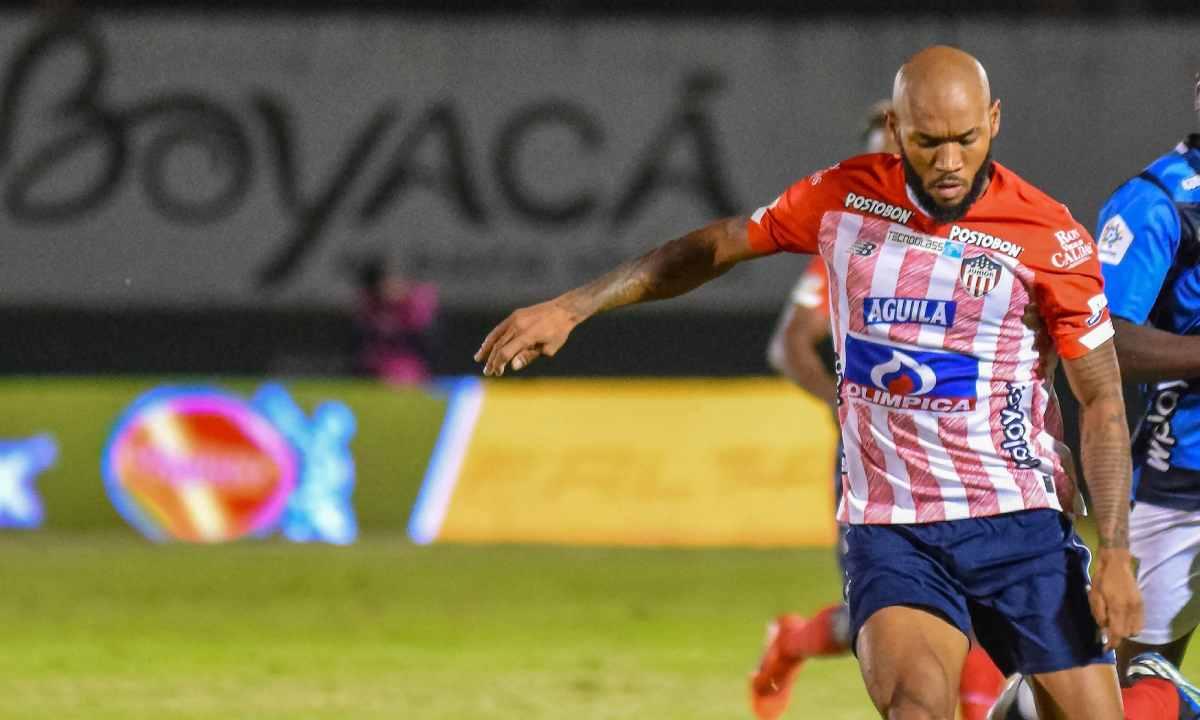 Otra visita de Junior a Tunja así jugará ante Patriotas Boyacá