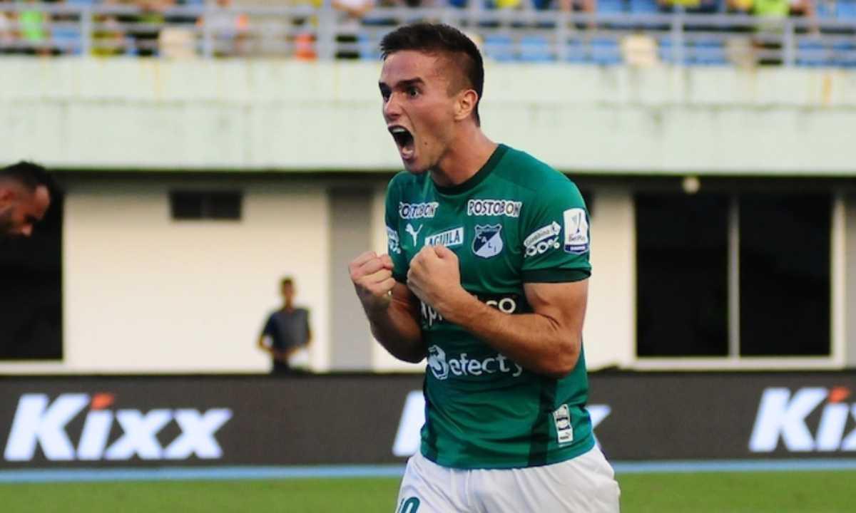 Palavecino se despidió del Cali el volante ya viaja rumbo a Argentina