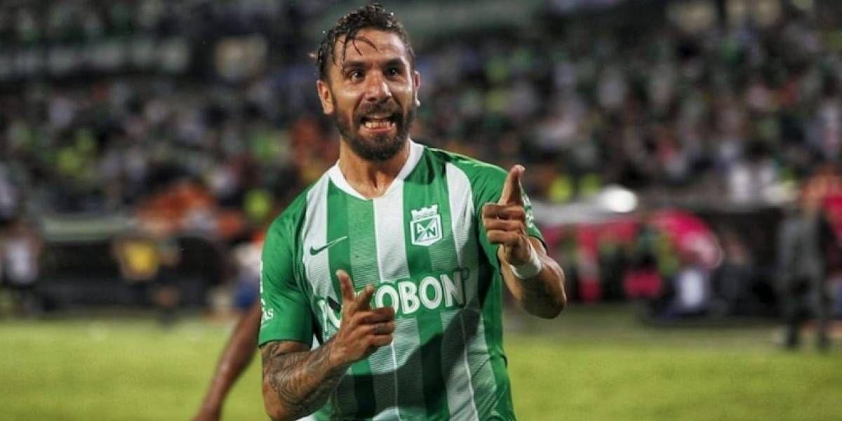 ¿Qué ha pasado con Patricio Cucchi en Atlético Nacional?