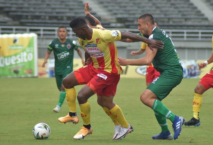 Patriotas ganó su primer partido de la Liga en Pereira