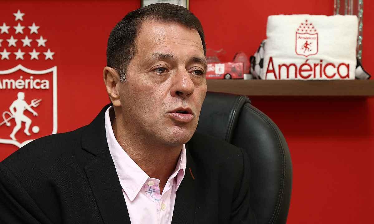 Polémica Tulio Gómez ahora es dueño de la marca América de Cali