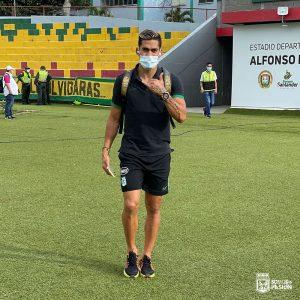 ¿Nacional perdió ante Bucaramanga por el arbitraje? El Rifle Andrade responde