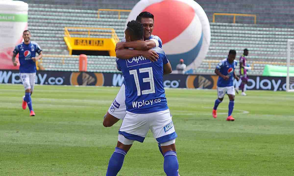 Regalito de bienvenida Fredy Guarín marcó su primer gol con Millonarios
