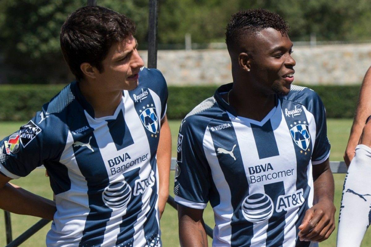 Stefan y Avilés reaparecieron con Monterrey tras el COVID-19