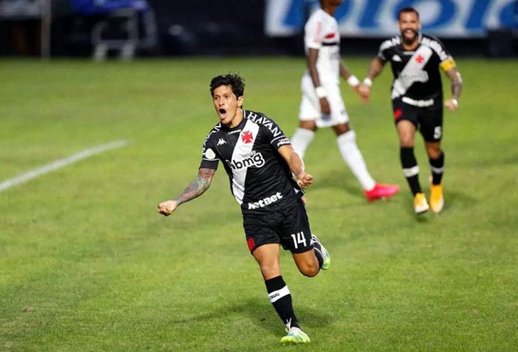 Vasco da Gama, Germán Cano, Deportivo Independiente Medellín, DIM, Brasileirão 2020