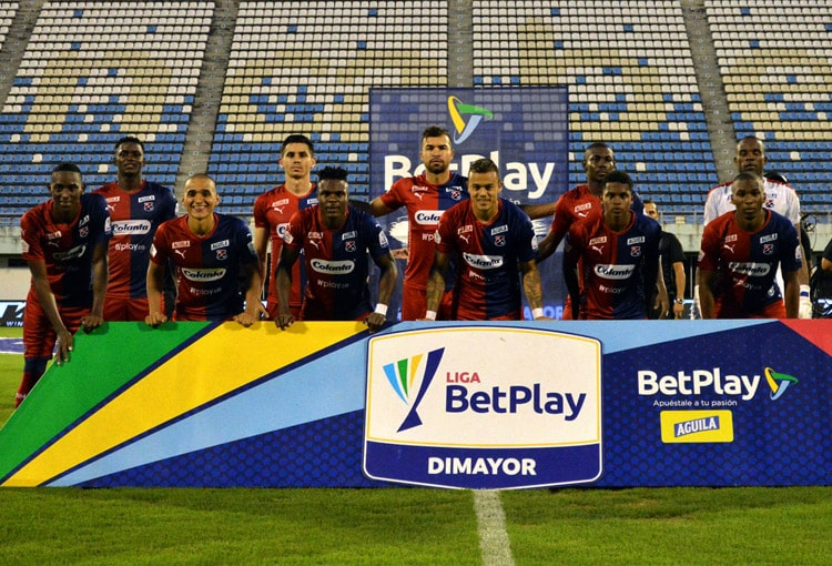 Walter Rodríguez, DIM, Deportivo Independiente Medellín, Liga BetPlay 2021-I