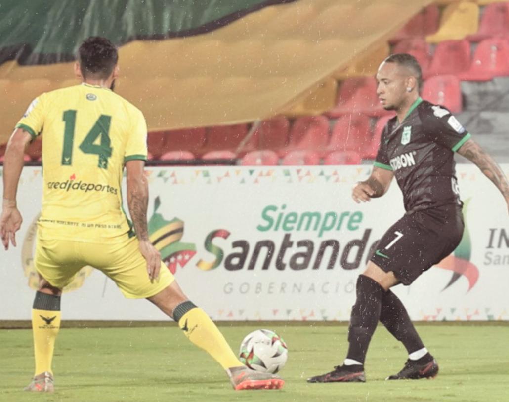 ¿Premio de consolación para Nacional aunque perdió vs. Bucaramanga?