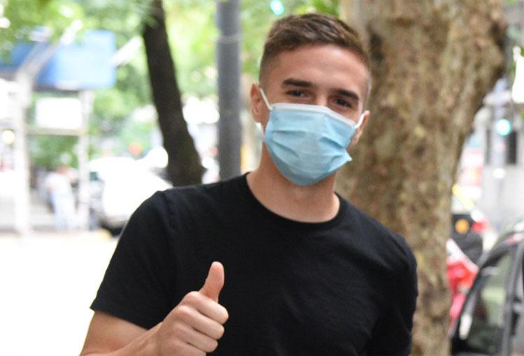 Deportivo Cali: ¿Llegará reemplazó para Agustín Palavecino?