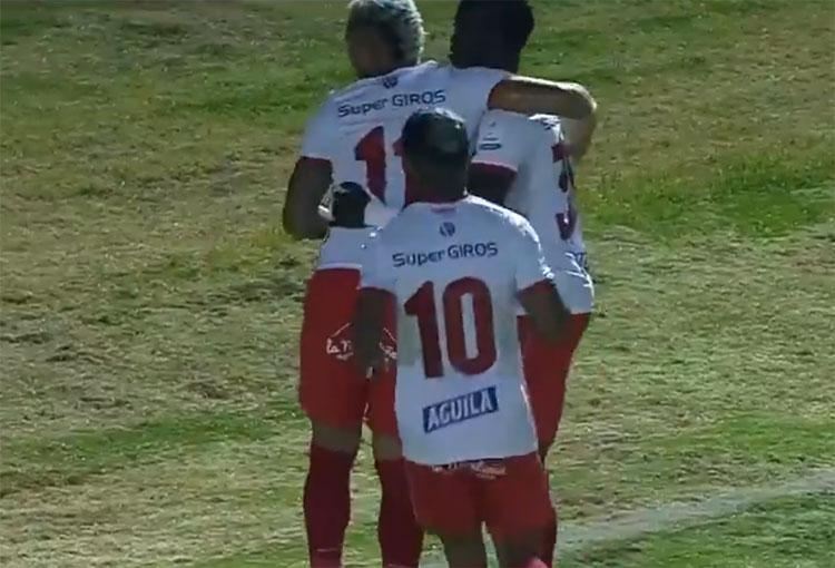 Duván Vergara: gol y lesión en la visita de América de Cali a Boyacá Chicó