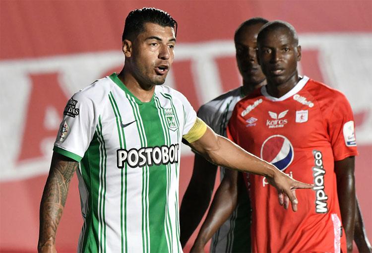 ¡La referencia de Conmebol Libertadores al América de Cali vs. Atlético Nacional!