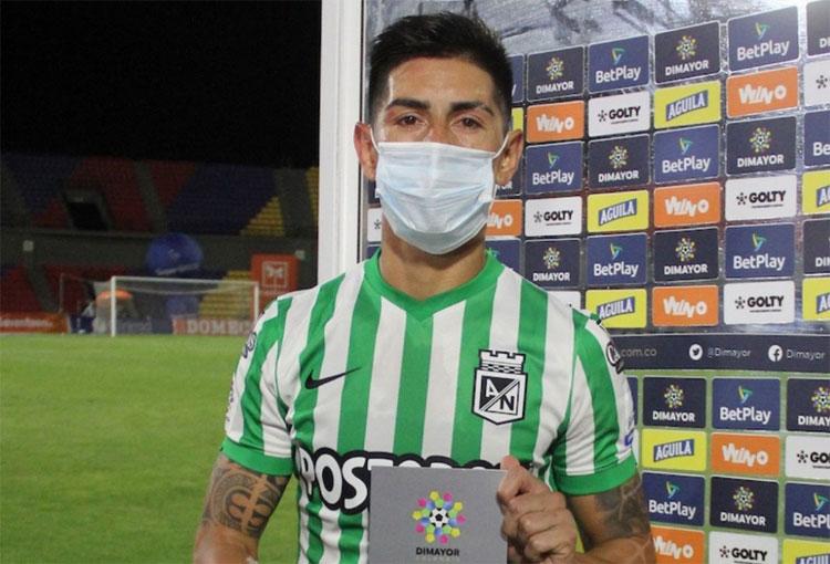 ¿Quién debería reemplazar a Emmanuel Olivera vs. Nacional, de Montevideo?