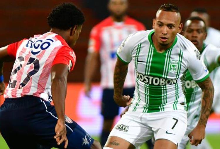 Atlético Nacional, Junior, el sorteo de la Copa Libertadores y posibles rivales