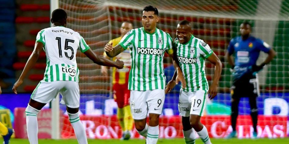 La buena noticia de Atlético Nacional antes de partido de Libertadores