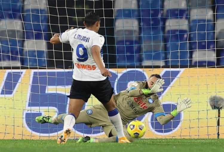 David Ospina: del cero ante Luis Muriel y Duván Zapata, a los elogios