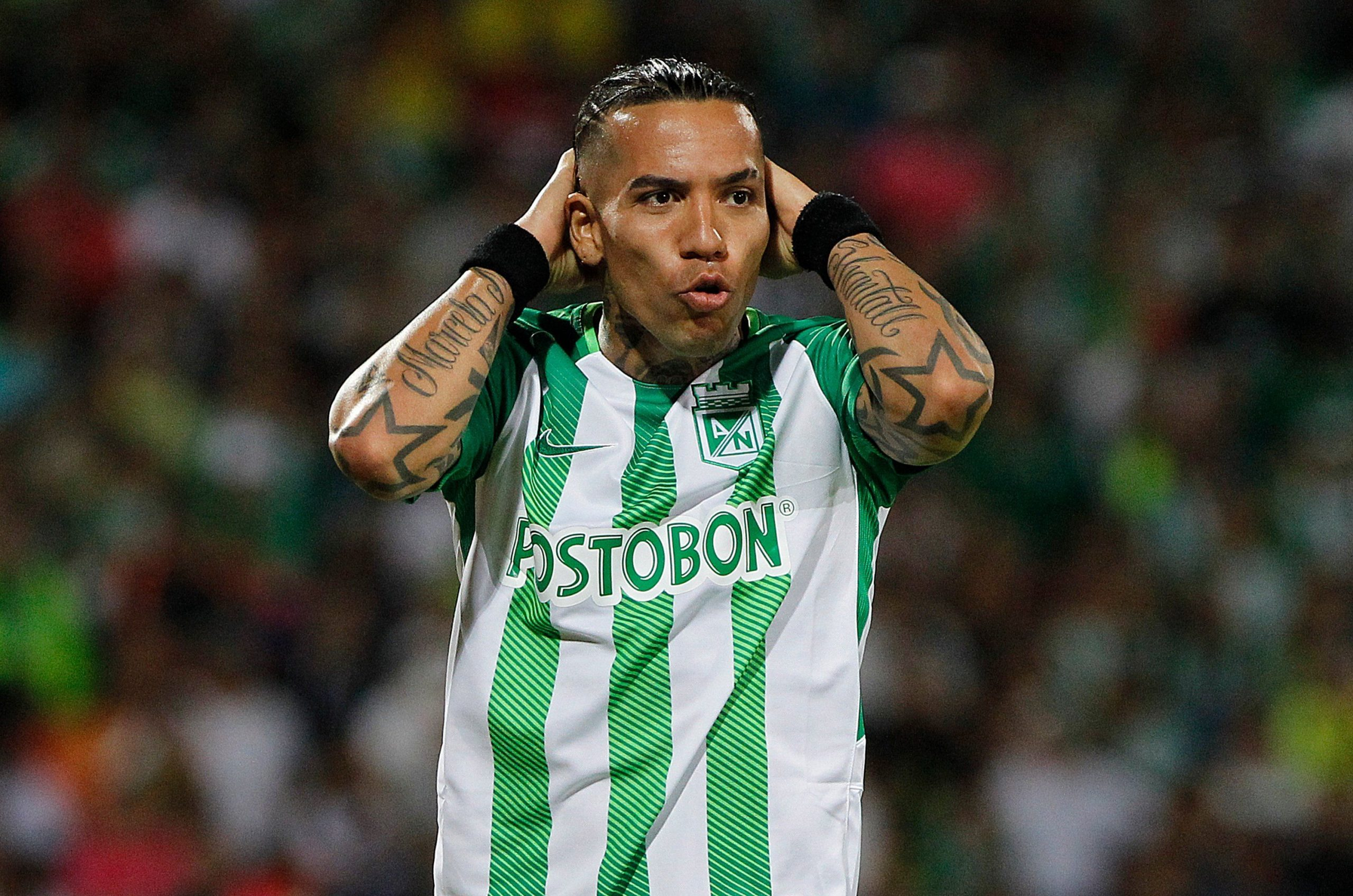 La razón por la que Dayro Moreno no ha llegado a Bolivia