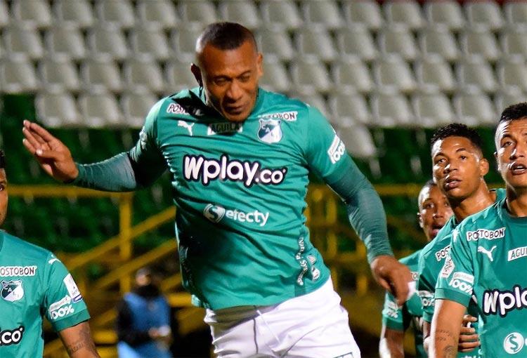 ¿Hace cuánto Ángelo Rodríguez no marca con Deportivo Cali?