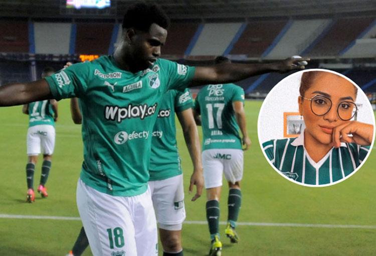 ¿Qué dijo la hincha de Deportivo Cali de la famosa promesa por un gol de Marco Pérez?