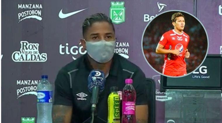 """Yesus Cabrera sobre el ingreso de Rafael Carrascal: """"Cogemos más la pelota; sabe mucho"""""""