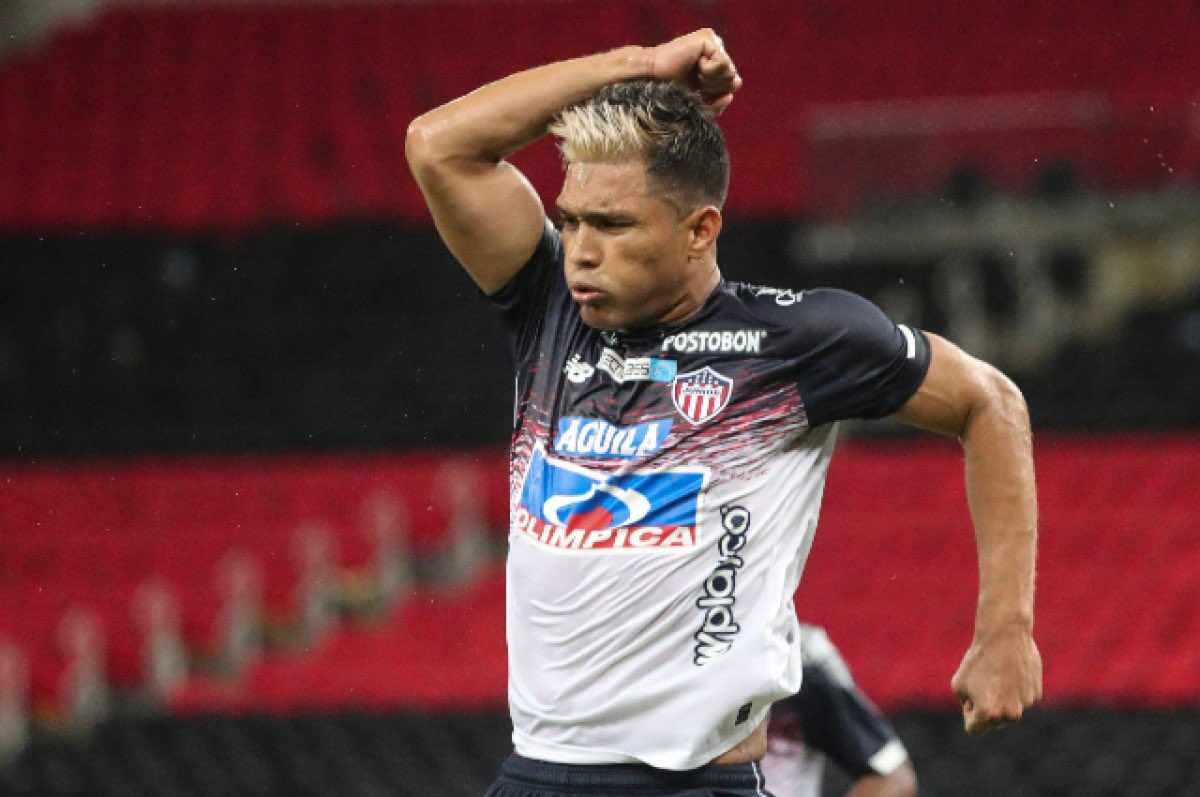 Emotivo mensaje de Teófilo Gutierrez a la hinchada del Junior antes del juego con Millonarios