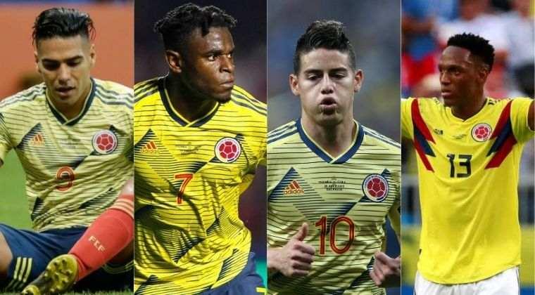 A un mes del juego ante Brasil, así está el preocupante panorama en la Selección Colombia