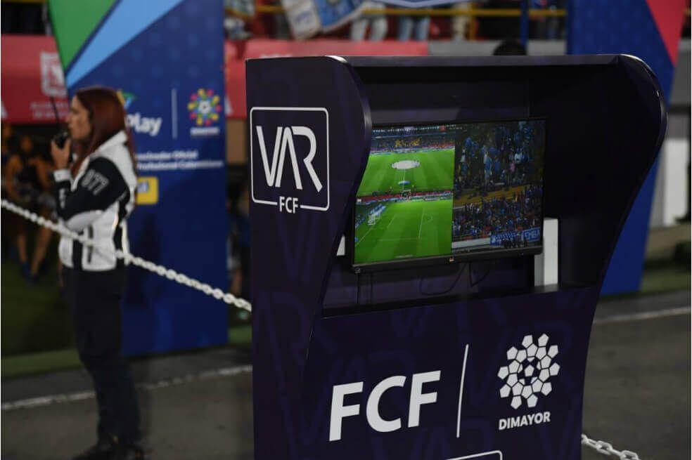 Dimayor confirmó los partidos de la fecha 5 que tendrán VAR en Liga BetPlay