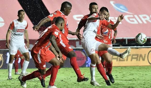 ¿Por qué no estarán presentes América y Santa Fe en el sorteo de Libertadores?