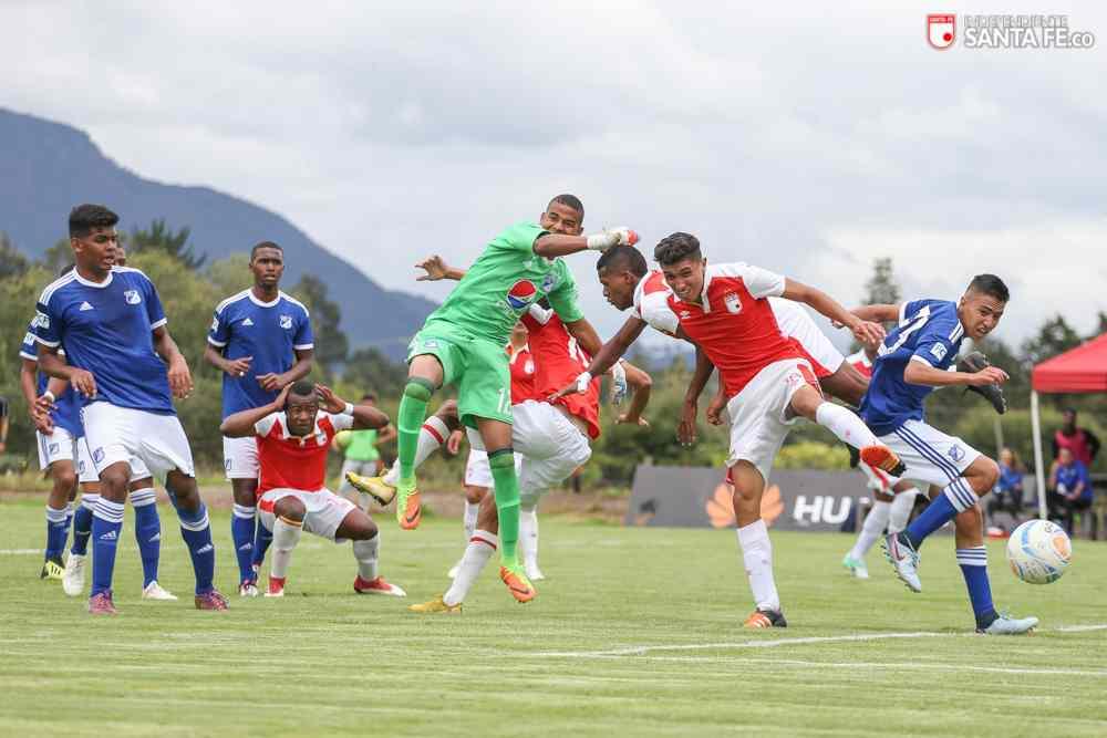 Millonarios, Santa Fe y Equidad no competirán en la Liga de Fútbol de Bogotá