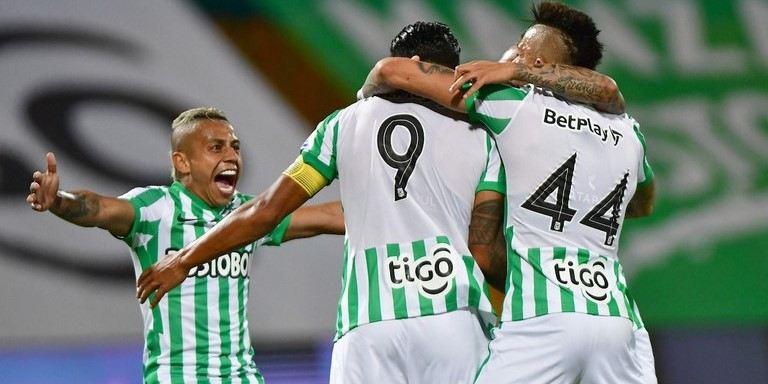 Atlético Nacional pudo vencer el muro de Pablo Mina y derrotó al Boyacá Chicó