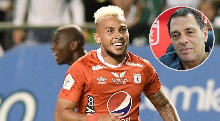 """""""Queremos que Duván Vergara esté cerca del radar de la Selección Colombia"""": Tulio Gómez"""
