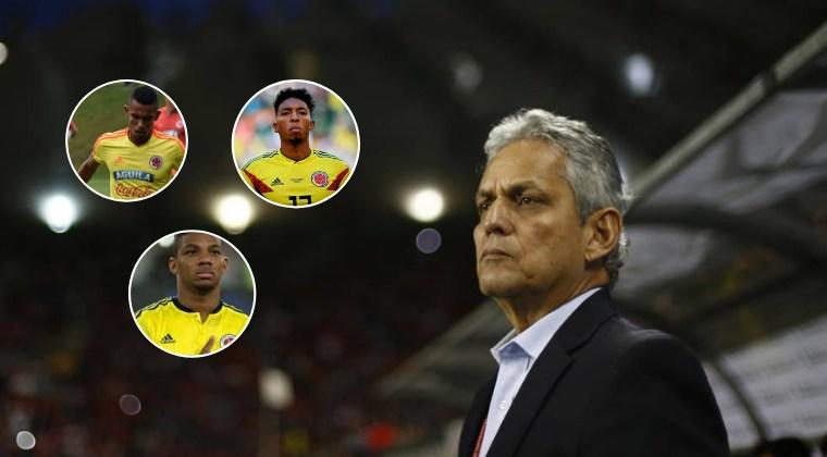 La preocupación de Reinaldo Rueda por el lateral izquierdo en la Selección Colombia