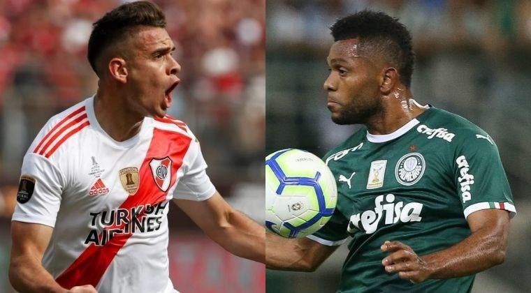 ¿Miguel Borja por Rafael Santos Borré?: el negocio que planearía Palmeiras con River Plate
