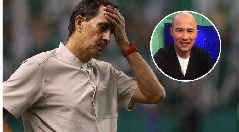 """""""¿Será que a Guimarães le recomiendan meter jugadores en Nacional?"""": Jorge Bermúdez"""