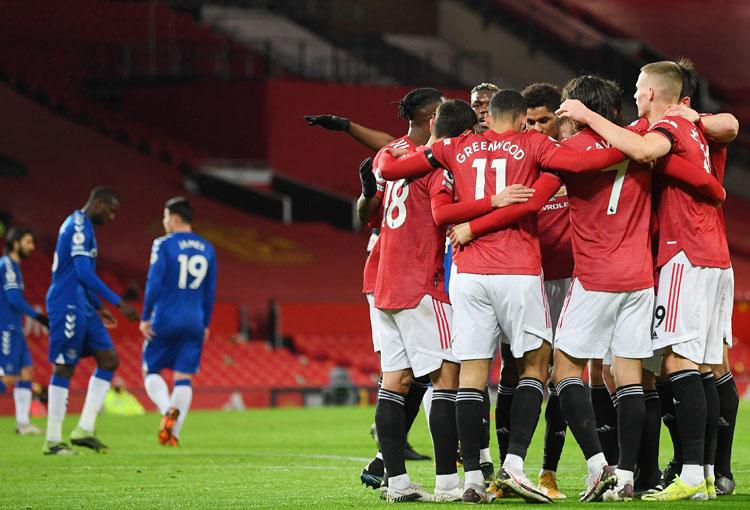 Manchester United reporta pérdidas en el primer trimestre de 2021