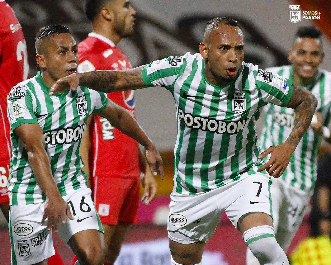 Jarlan Barrera: de la rabia al desahogocon Atlético Nacional