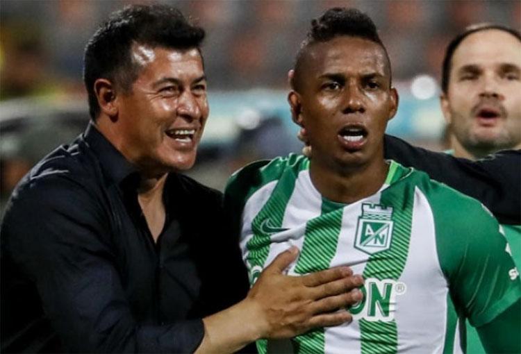Jorge Almirón: del porqué salió Jeison Lucumí al elogio a Helibelton Palacios