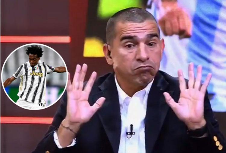 """""""Después de Neymar y Messi, en el uno contra uno, Cuadrado es el mejor a nivel mundial"""""""