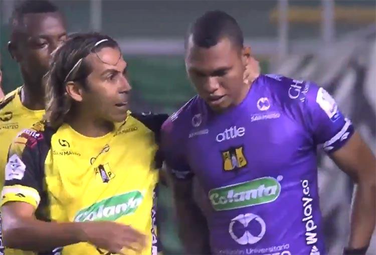 Juan Sebastián Serrano: figura, autogol y lágrimas en el estadio de Deportivo Cali