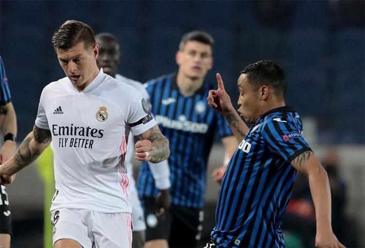 """Luis Fernando Muriel: la """"injusticia"""" y la """"esperanza"""" de Atalanta ante Real Madrid"""