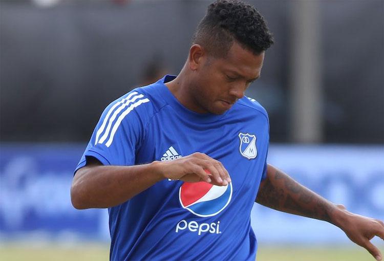 Segundo partido de Fredy Guarín con Millonarios: 22 minutos y capitán