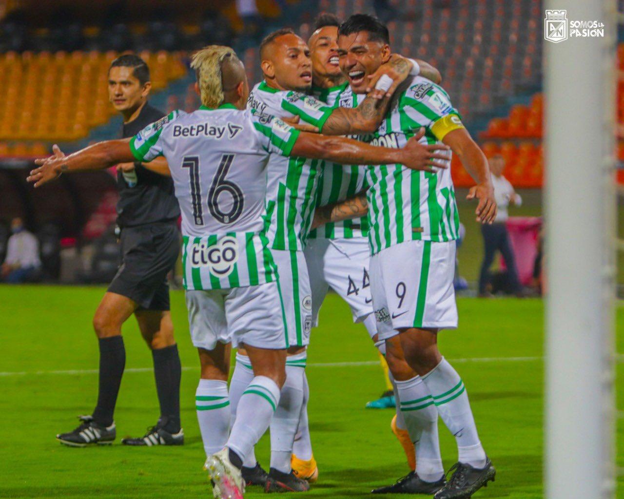 El probable 11 de Atlético Nacional para recibir a Boyacá Chicó