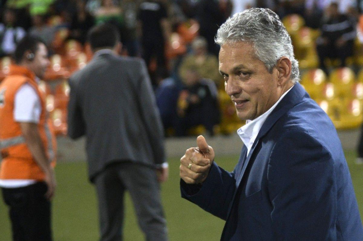 La bienvenida de Reinaldo Rueda a la concentración de Selección Colombia