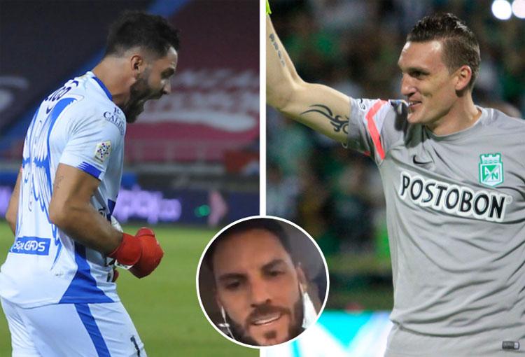 ¿Sebastián Viera o Franco Armani? ¡Así respondió el uruguayo!