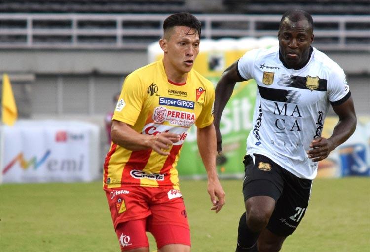 ¡El jugador de Deportivo Pereira que fue golpeado por la hinchada!