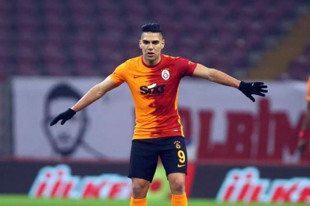 Falcao García y su posible reemplazo en el Galatasaray