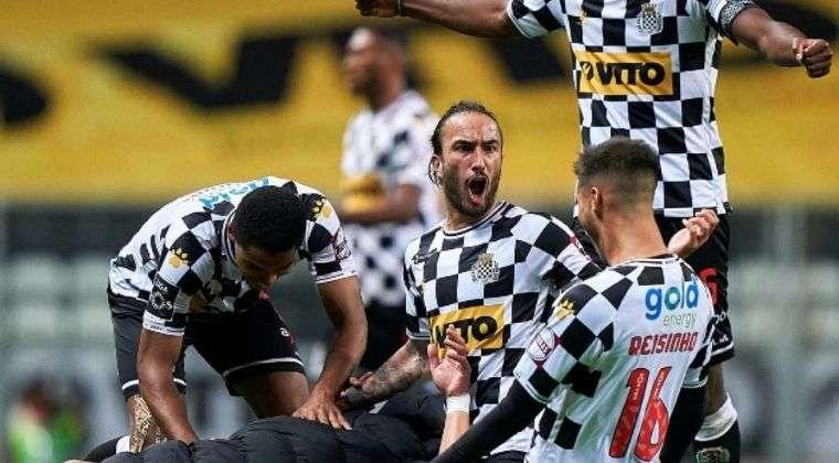 La destacada actuación de Sebastián Pérez en el fútbol de Portugal