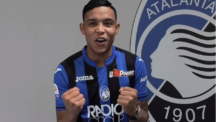 Luis Muriel Superó a Duván Zapata: ¡El mejor jugador del mes en el Atalanta!